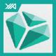 Gem Stone Game - Jewel Media Logo