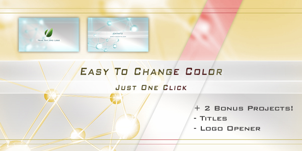 After Effects Project - VideoHive Modern Corporate Template 136389