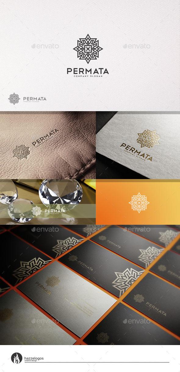 GraphicRiver Permata Logo 10998827