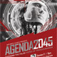 Agenda 2045 Church Flyer Template