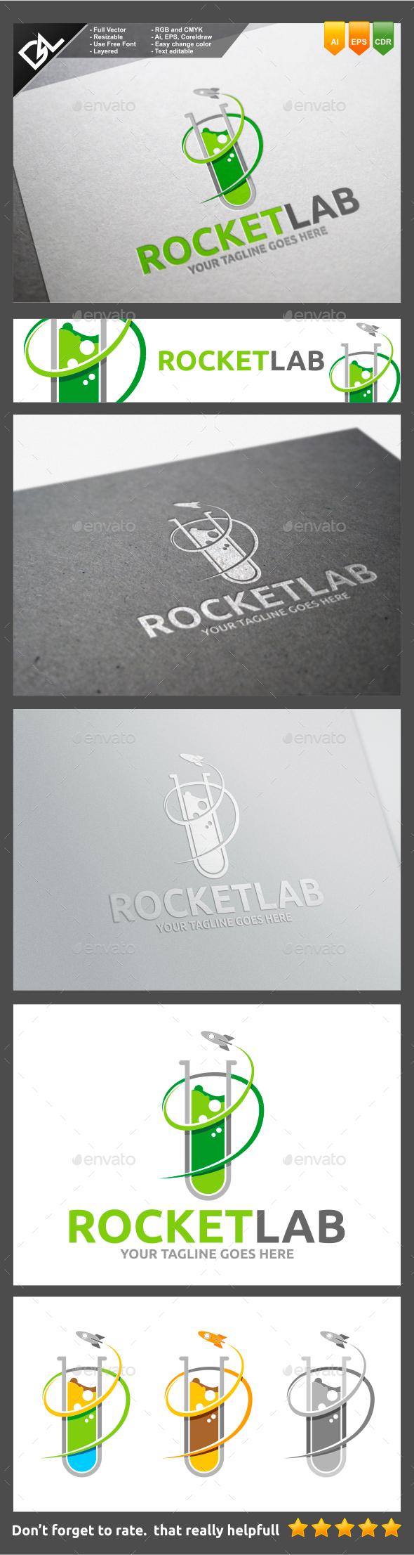 GraphicRiver Rocket Lab 11000219