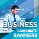 Business Corporate Banners - GraphicRiver Item for Sale