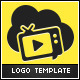 Cloud TV Logo Template - GraphicRiver Item for Sale