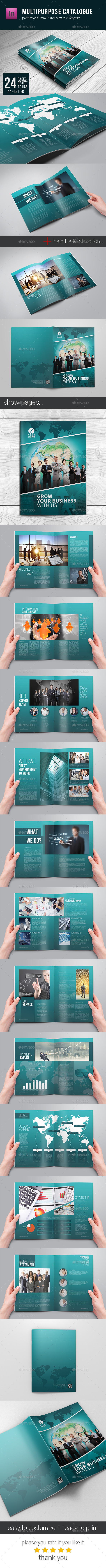 GraphicRiver Business Brochure 10952578