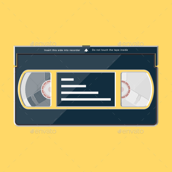 GraphicRiver Cassette 11002420