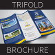 Hotel DL Trifold Brochure - GraphicRiver Item for Sale