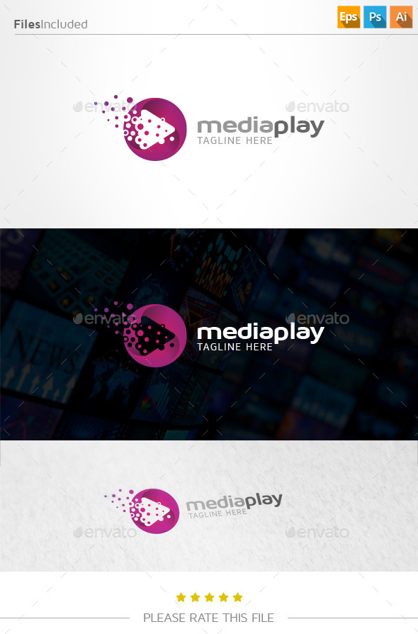 GraphicRiver Media Logo 11002561