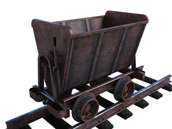 3DOcean Wagon 11002616