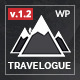 Travelogue - Travel Blog WordPress Theme - ThemeForest Item for Sale