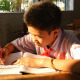 Asian Boy Writing - VideoHive Item for Sale