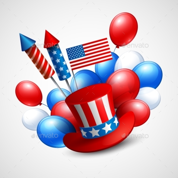 GraphicRiver Independence Day 11003253