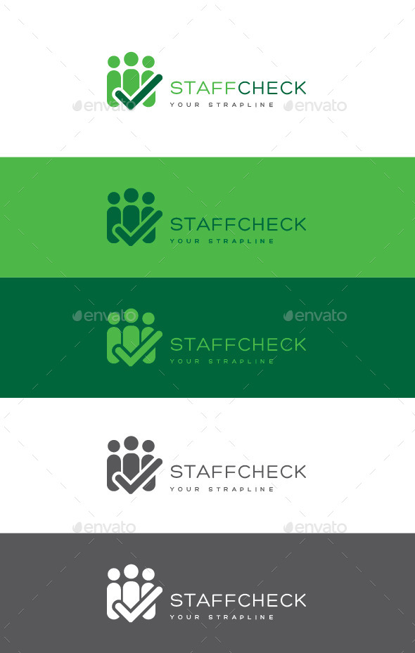 GraphicRiver Staff Check Logo 11003473