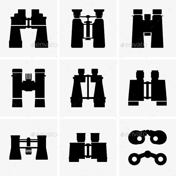 GraphicRiver Binoculars 11003974