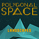 Low Poly Space Landscapes - GraphicRiver Item for Sale