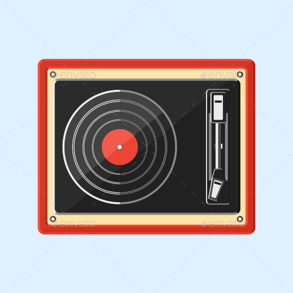 GraphicRiver Turntable 11004517