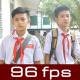 Two Asian Boys Walking To School - VideoHive Item for Sale