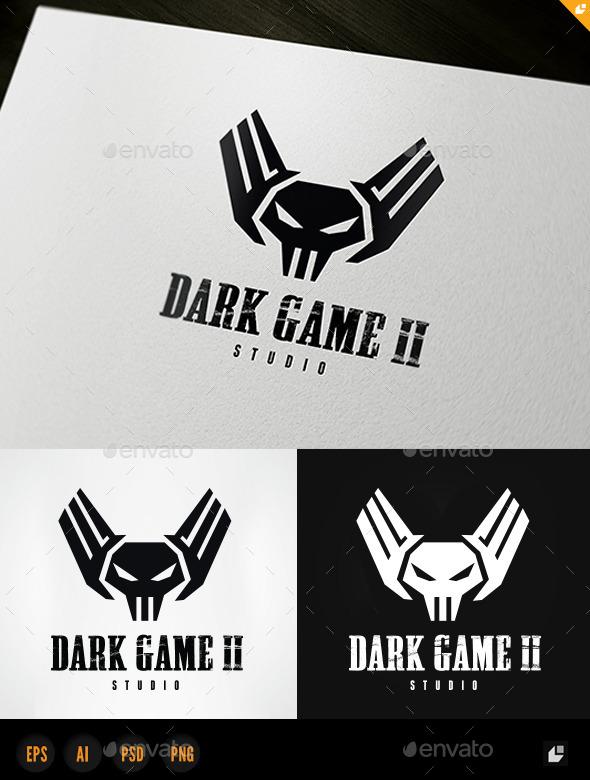 GraphicRiver Dark Game II 11004925
