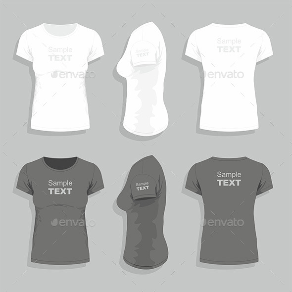 GraphicRiver Womens Shirt 11005191