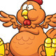 Fat Chicken - GraphicRiver Item for Sale