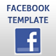 Facebook Template v1 - ActiveDen Item for Sale