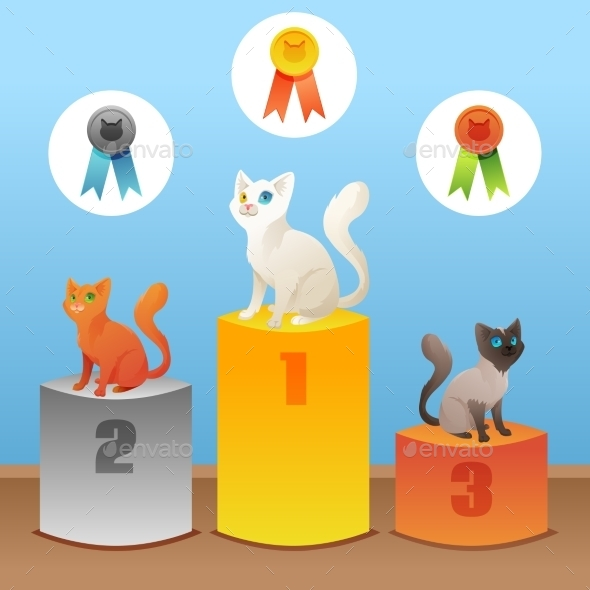 GraphicRiver Cat Winners 11006084