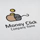 Money Click Logo - GraphicRiver Item for Sale