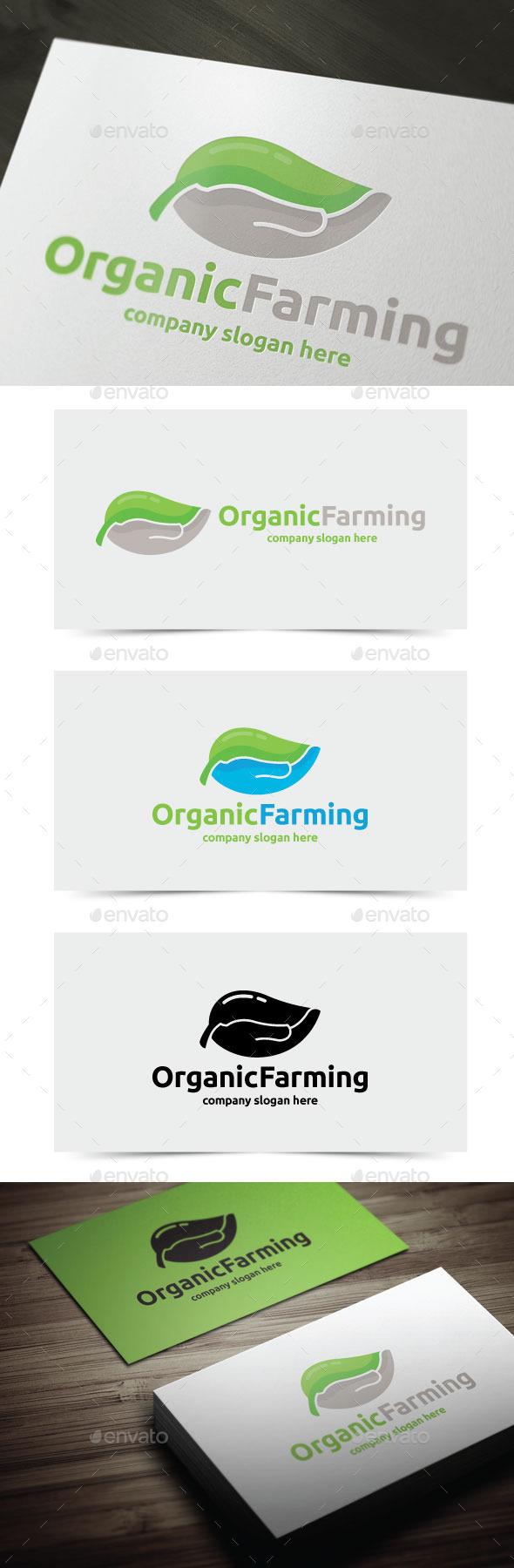GraphicRiver Organic Farming 11006454