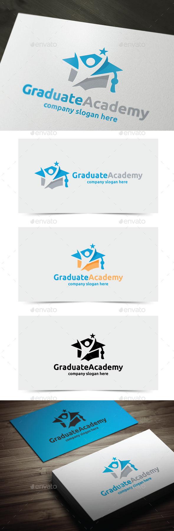 GraphicRiver Graduate Academy 11006461