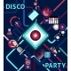Disco Party Background - GraphicRiver Item for Sale