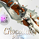 Chocolate Party Template - GraphicRiver Item for Sale