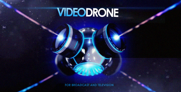 Video Drone TV ID