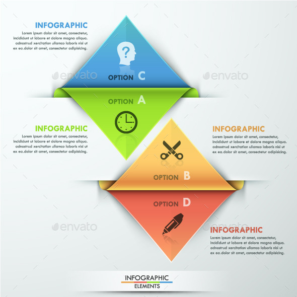 GraphicRiver Modern Infographic Options Template 11007770