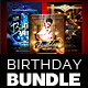 Birthday Bundle - GraphicRiver Item for Sale