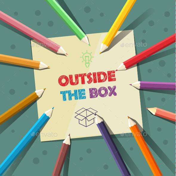 GraphicRiver Outside the Box 11004534