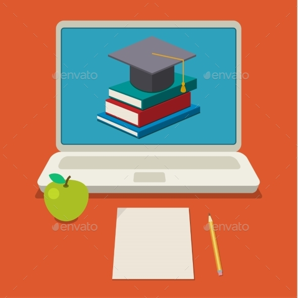 GraphicRiver Online Education 11010005