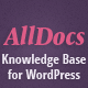 AllDocs - Knowledge Base for WordPress - CodeCanyon Item for Sale