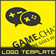 Game Chat - Logo Template