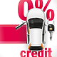 Credit Car on the Red Carpet - GraphicRiver Item for Sale