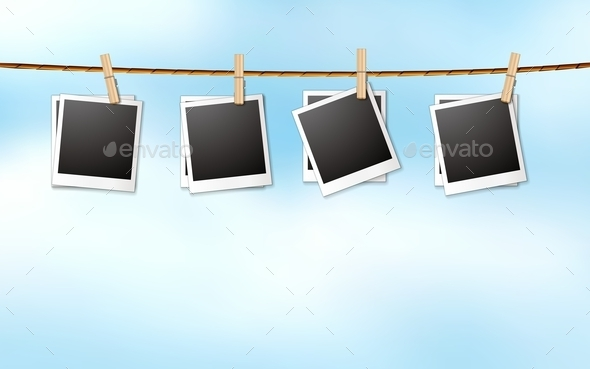 GraphicRiver Photo Frames 11010579