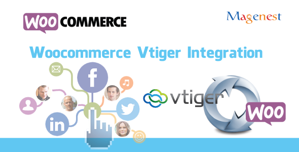 CodeCanyon Woocommerce Vtiger Crm Integration 10916182