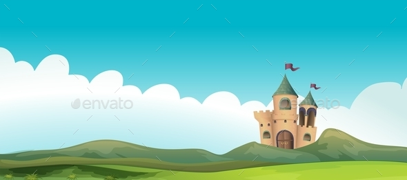 GraphicRiver Castle 11011152