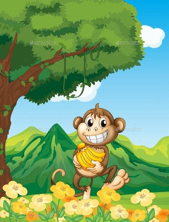 GraphicRiver Monkey 11011256