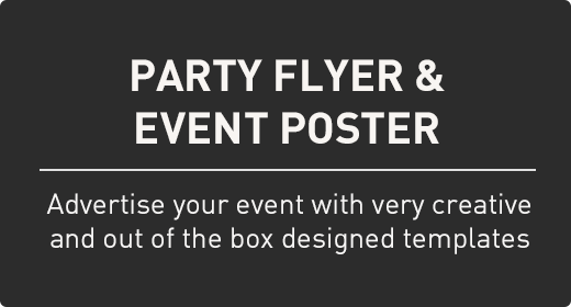 Event & Party Flyer