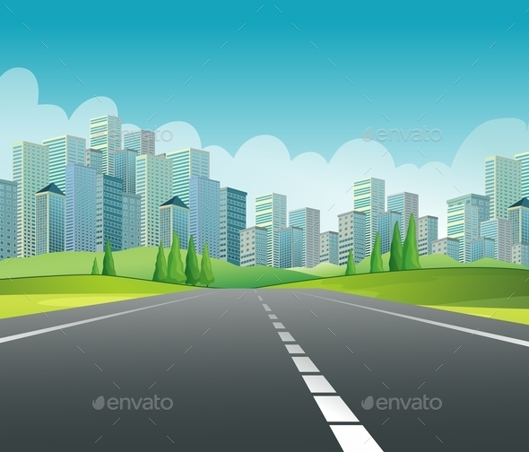 GraphicRiver City 11011455