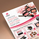 Cosmetic Flyer / Magazine Ad - GraphicRiver Item for Sale