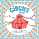 Circus Retro Poster - GraphicRiver Item for Sale