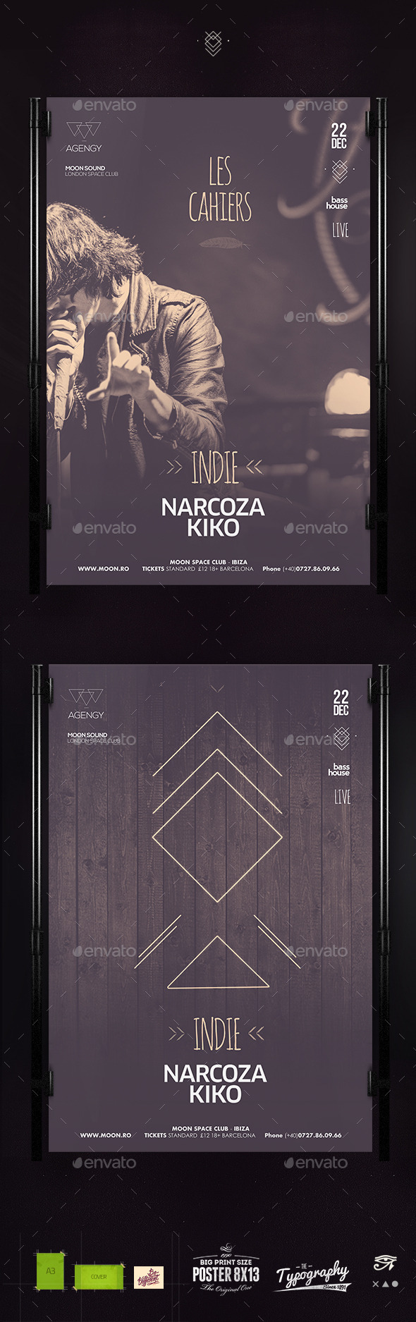 GraphicRiver Indie Poster 11011939