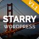 Starry - Creative & Easy Wordpress theme - ThemeForest Item for Sale