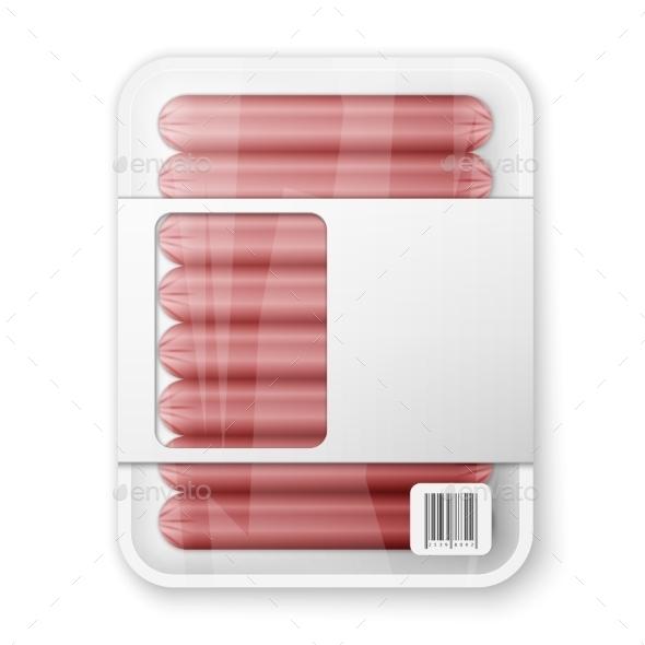 GraphicRiver Pork Sausages 11012344
