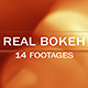 Real Bokeh Light Leak Overlays  - VideoHive Item for Sale